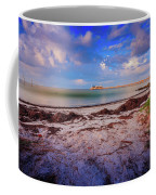 Anna Maria City Pier Coffee Mug by Doug Camara