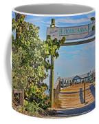 Anna Maria City Pier Landmark Coffee Mug