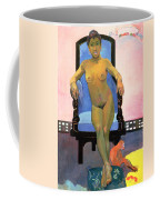 Annah The Javanese Coffee Mug