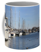 Annapolis - Harbor View Coffee Mug