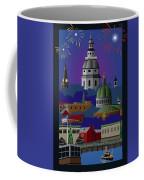 Annapolis Holiday Coffee Mug