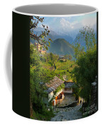 Annapurna Village Coffee Mug