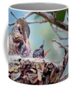 Anna's Hummingbirds Coffee Mug