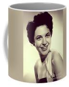 Anne Bancroft, Vintage Actress Coffee Mug