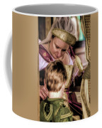 Anne Of Cleves With Prince Edward Coffee Mug