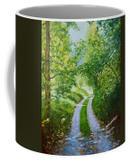 Annecy Forest Afternoon Coffee Mug