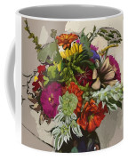 Anne's Flowers Coffee Mug