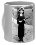 Annie Oakley, American Folk Hero Coffee Mug