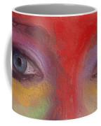 Annie S Eyes Coffee Mug