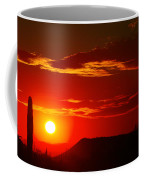 Another Beautiful Arizona Sunset Coffee Mug