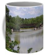 Another Bridge At The Zen Garden Coffee Mug