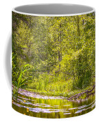 Another Day At The Lake Coffee Mug