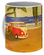 Another Groovy Beach Weekend Coffee Mug