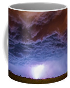Another Impressive Nebraska Night Thunderstorm 007 Coffee Mug