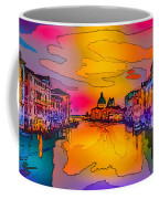Another Surreal Venice Sunset Coffee Mug
