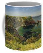 Anstey's Cove In Devon Coffee Mug