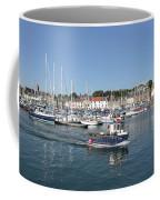 Anstruther Away Fishing Coffee Mug