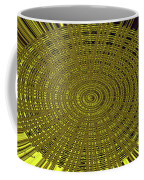 Ant Nest Abstract Fabric Design # 2 Coffee Mug
