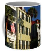 Antebellum Row Hosues Coffee Mug