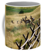 Antelope 2 Coffee Mug