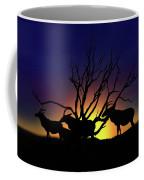 Antelope Crossing Coffee Mug