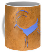 Antelope Petroglyph Coffee Mug