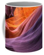 Antelope Rainbow Color Wave  Coffee Mug