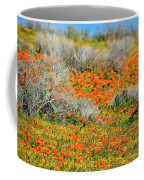 Antelope Valley Poppies Coffee Mug