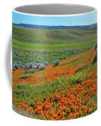 Antelope Valley Poppy Reserve Coffee Mug