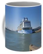 Anthem Of The Seas Southampton Coffee Mug