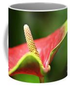 Anthurium Blossom Coffee Mug