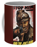 Anti-japanese Poster, 1942 Coffee Mug