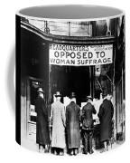 Anti-suffrage Association Coffee Mug