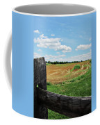 Antietam Farm Fence 2 Coffee Mug