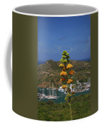 Antigua National Flower  Coffee Mug