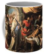 Antiochus And Stratonike Coffee Mug