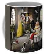 Antipication. Coffee Mug