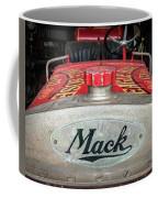 Antique 1930 Mack Bc-cd Fire Truck Coffee Mug