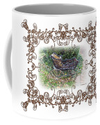 Antique Baby Carriage Coffee Mug