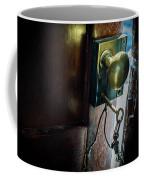 Antique Brass Doorknob Coffee Mug