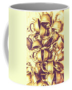 Antique Cafe Composition Coffee Mug