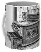 Antique Cash Register Coffee Mug
