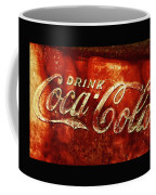 Antique Coca-cola Cooler II Coffee Mug