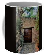 Antique Door Coffee Mug