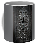 Antique Door Lock Coffee Mug