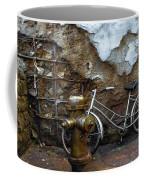 Antique Fire Hydrant 2 Coffee Mug