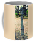 Antique Hitching Post Coffee Mug