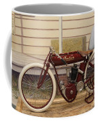Antique Indian Motorcycle Red...   # Coffee Mug