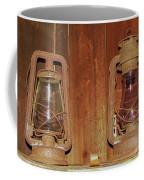 Antique Lamps Coffee Mug