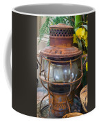 Antique Lantern Coffee Mug